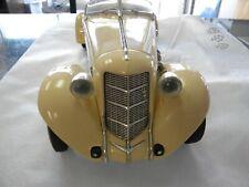 1936-1936 series Super Charged Auburn Speedster - Convertible