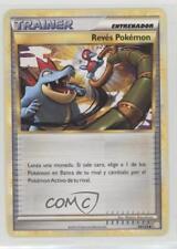 2010 Pokémon HeartGold & SoulSilver Base Set Spanish #99 Pokemon Reversal 2f4