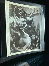 DINOSAURUS 1964 VINTAGE ORIGINAL BW STILL PHOTO HORROR Ward RAMSEY