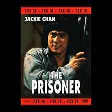 DVD * THE PRISONER * TOTAL UNCUT / FSK18 * NEU & OVP * Jackie Chan *