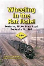 Wheeling in the Rat Hole Nickel Plate Road Berkshire 765 DVD NEW rathole steam