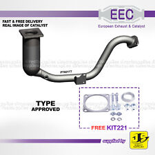 EEC CATALYST PT6011T TYPE APPROVED PEUGEOT 307 (SW) 1.4 1.6 16V PETROL FREE KIT