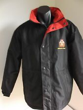 MELBOURNE TIGERS NBL BASKETBALL MEN'S ZIP UP JACKET SIZE SMALL