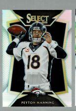 2013 Panini Select Peyton Manning Silver Prizm (BK)