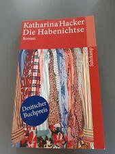 Die Habenichtse von Katharina Hacker (2008, Taschenbuch) TOP!