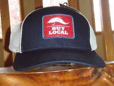 SIMMS Buy Local Fishing Products Trucker Hat