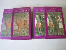 DECAMERON di BOCCACCIO (VOLUMI 1 E 2) - I GRANDI CLASSICI 2004