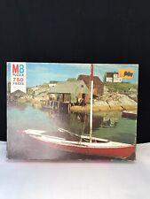Milton Bradley 750 Piece MB Oxford Puzzle Vintage Nova Scotia, Canada #4848