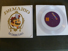 NES Dr. Mario VIDEOGAME SOUNDTRACK Vinyl LP Record Limited Clear Moonshake