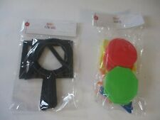Target Bullseye PlayGround Learning School Supply Shape Finders & Shapes