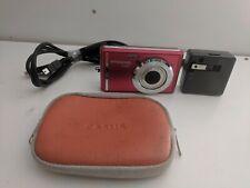 Polaroid IS326 16MP Digital Still Camera, Red 3x optical zoom lens FREE SD CARD!