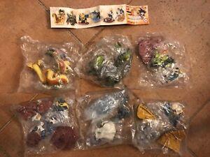 BANDAI Dragonball Z Gashapon Imagination Collection Completa NUOVA