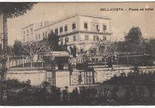 NP0866 - PORTICI NAPOLI - BELLAVISTA PIAZZA ED HOTEL NON VIAGGIATA