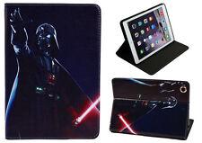 Para Apple iPad Mini 1 2 3 batalla de la guerra de las Galaxias Darth Vader Inteligente Funda Cubierta Frontal