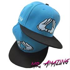 Obey Supreme Unique Snapback Cap Retro-Style -Details Unisex-One Size