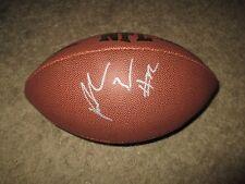 Tennessee Titans RASHAAN EVANS Signed NFL Football