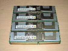 64gb (8x 8gb) 2Rx4 PC2-5300F Dell Poweredge 1900 1950 2900 2950 Server Memory