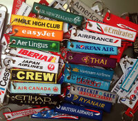 KEYRINGS AIRBUS - BOEING - Flight Crew - for Pilots, Crews, Engineer