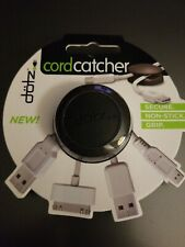 Dotz Cord catcher USB, Tablet, Cell Phone, keep your cords off the Floor!