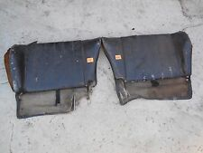 Porsche 911 / 912 Rear Seat Back Rest ( left and right)  FL #6