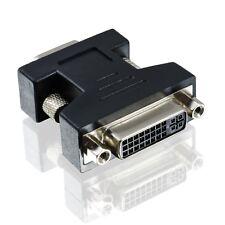 Adapter VGA Stecker DVI-I Buchse/ Monitoradapter PC TFT