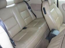 Saab 9-3 I Cabrio * Rücksitzbank inkl. Kopfstützen * Leder Beige