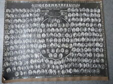 photo commémorative 1914-1918 GEDENKTAFEL ,GARSTEN