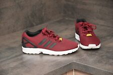 reputable site 3cf96 ebfb0 Basket adidas ZX flux Rouge