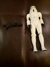 """Vintage Kenner Star Wars 12"""" Inch Stormtrooper Action Figure Complete"""