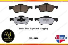 *Carquest Front Ceramic BCD1047A Brake Pads For Ford Escape / Mercury Mariner