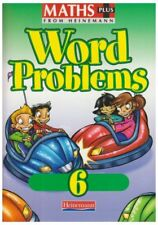 Maths Plus: Word Problems 6 - Pupil Book by L.J. Frobisher Paperback book 97