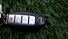 2007-2012 NISSAN MAXIMA ALTIMA SENTRA SMART KEY ENTRY REMOT (KEY CUT) OEM SEE PH