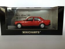 MINICHAMPS 1:43 Mercedes Benz 190E 1984 400034102