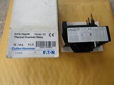 NUOVO Eaton CUTLER Martello C316FNA3F SERIES A2 1 a 1.4 Amp Relè