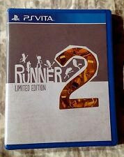Runner 2 Runner2 Pax East 2017 Rare Variant Cover PS Vita Limited Run Games