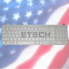 New OEM HP Pavilion DV6-1000 Series Glossy White US Laptop Keyboard