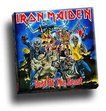 Iron Maiden - Best Of The Beast Giclee Canvas Album Cover Picture Art