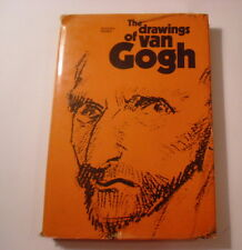 The Drawings of Van Gogh, Nicholas Wadley, DJ, 1969, Paul Hamlyn publisher