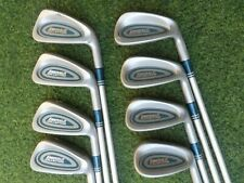 LADIES CLEVELAND GOLF CLUBS THE EMERALD COLLECTION IRON SET 4-SW GRAPHITE SHAFTS