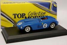 Top Modelo 1/43 - Ferrari 375 Plus Buenos Aires 1954 nº12 Trintignant
