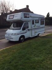 4 Sleeping Capacity Campervans & Motorhomes 1996