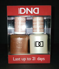DND Daisy Soak Off Gel Polish Champagne Sparkles 710 LED/UV 15ml gel duo NEW