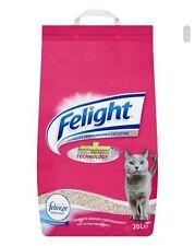 Bob Martin Felight Febreze Cat Litter Antibacterial Unscented Prevents Odour 20L