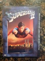 Superman II (DVD, 2001)NEW Authentic US Release