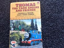 THOMAS THE TANK ENGINE AND FRIENDS vintage hardcover Ladybird