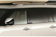 INFINITI QX56 QX80 Side Window Deflectors H0800-1LK0A