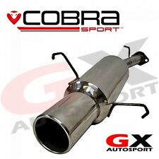 VA02 Cobra Sport auxhall Astra G Coupe 98-04 Rear Box Exhaust