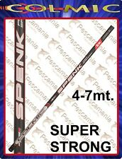 Fishing Rod Colmic Saliba Fixed M 4,00 -5, 00-6, 00-7, 00 Telescopic