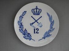 Meissen Regiments-Teller : 1.Kgl.Sächsisches Pionier-Bataillon Nr. 12  PIRNA