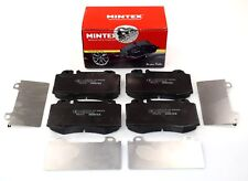 MINTEX FRONT AXLE BRAKE PADS FOR MERCEDES BENZ MDB2598 (REAL IMAGE OF PART)